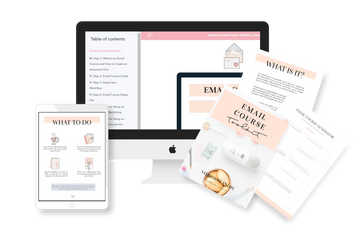Easy Email Course Toolkit