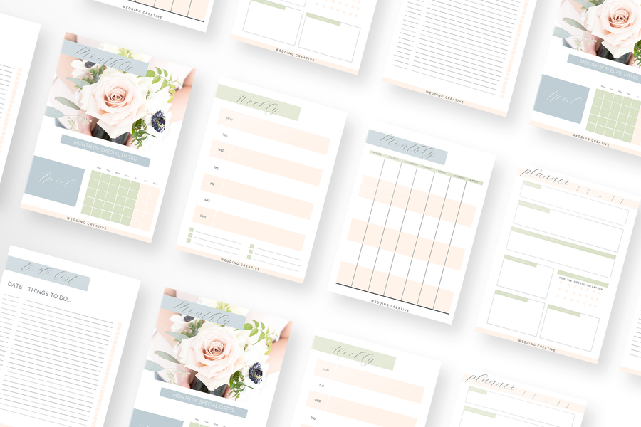 Event Plannista Canva Template Toolbox with 50 Templates