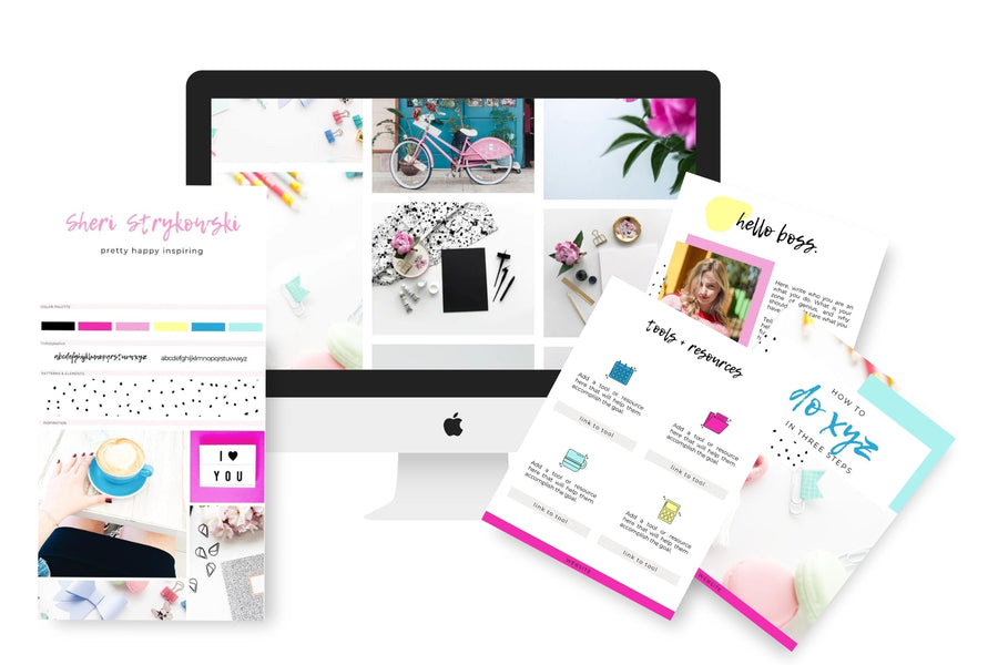 Personalized Canva Templates