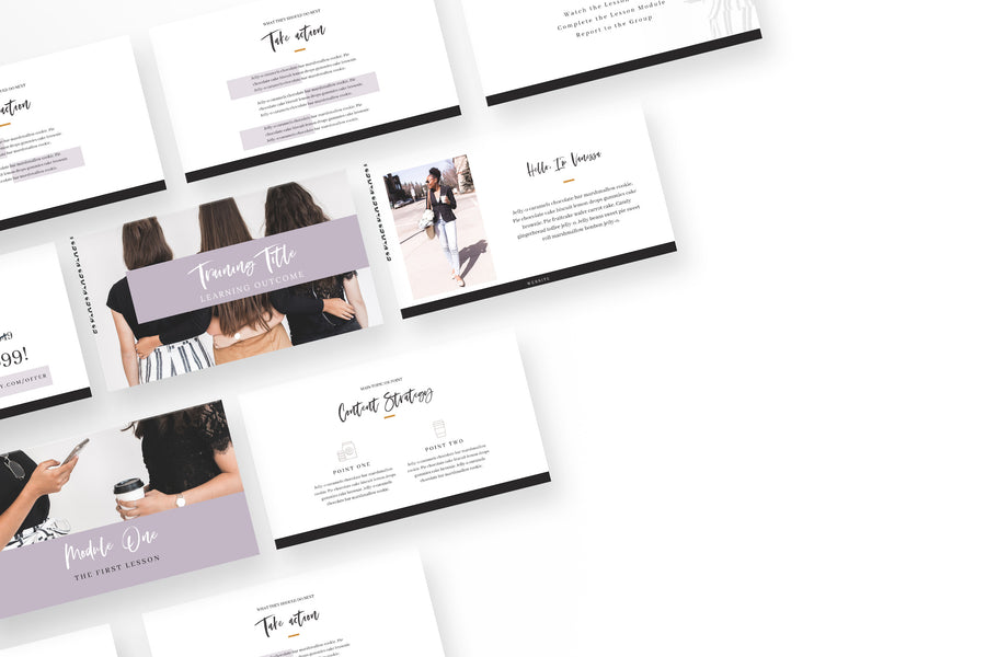 Urbanista Canva Template Toolbox with 60 Templates