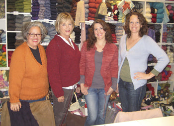Seamless Sweater Knitting Classes