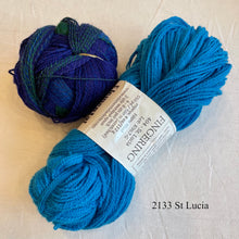 Load image into Gallery viewer, On The Spice Market (Zauberball version) Knitting Kit | Elemental Affects Cormo & Zauberball Crazy