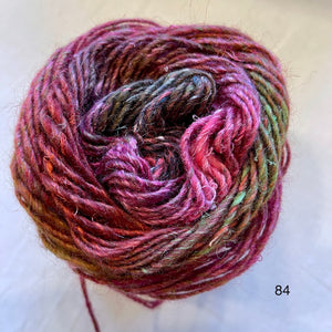 Pumpkin Spice Knitting Kit | Noro Silk Garden