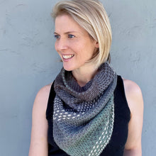 Load image into Gallery viewer, The Shift Cowl Knitting Kit | Road to China Light