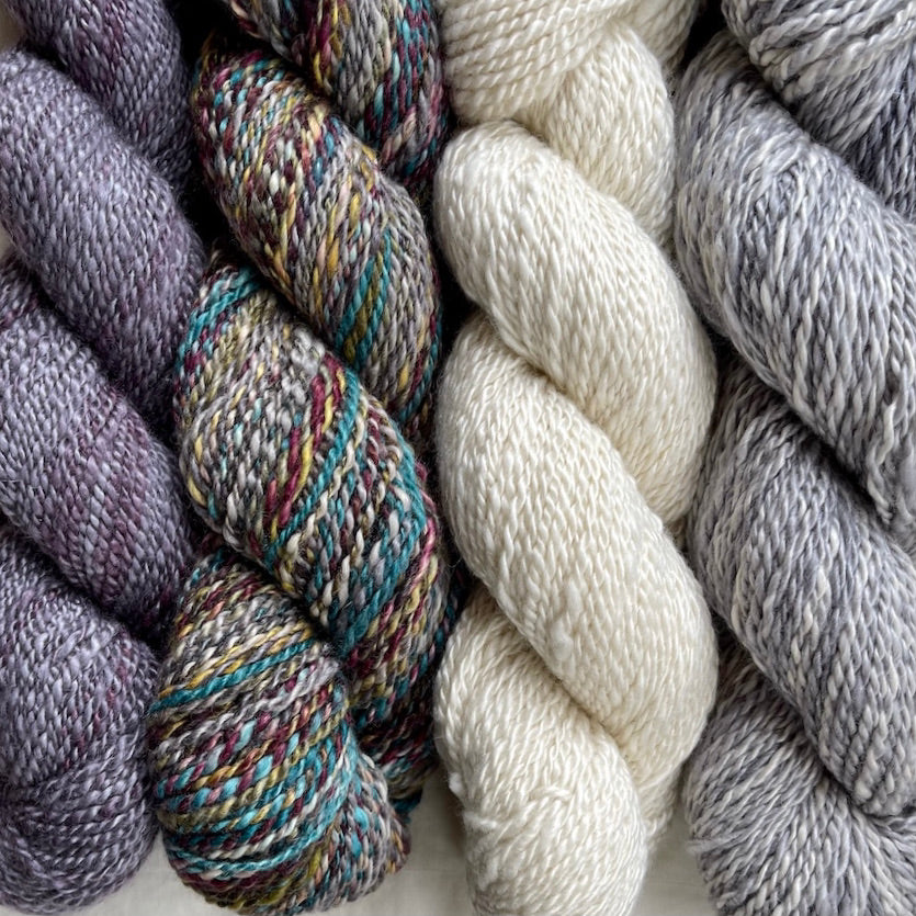 Tanglewood Limited Edition Cashmere Bulky Handspun