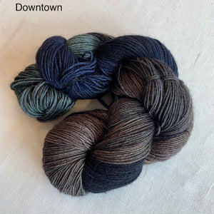 Michael's Angora Merino Sock Yarn