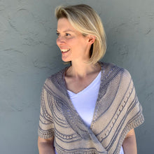 Load image into Gallery viewer, Artyarns Key of Life Shawl Knitting Kit | Artyarns Merino Cloud & Knitting Pattern
