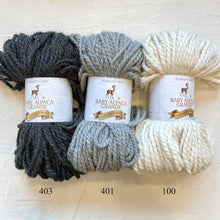 Load image into Gallery viewer, Bulky Ribbed Cowl Knitting Kit | Bulky Alpaca & Knitting Pattern (#167A)