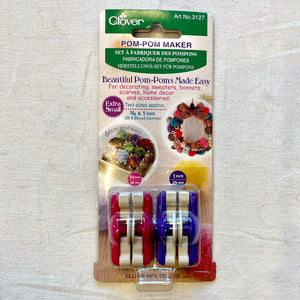 Clover Pompom Makers