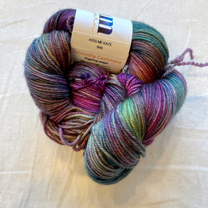 Pincha Shawl Knitting Kit | Dream in Color Smooshy with Cashmere