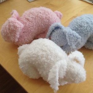 Knit Bunny Knitting Kit | Plymouth Adore