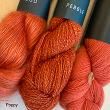 Load image into Gallery viewer, Shibui Multigrain Scarf Knitting Kit | Shibui Pebble, Silk Cloud, Cima & Knitting Pattern