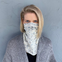 Load image into Gallery viewer, Luxury Gaiter Cowl (Pashmina version) Knitting Kit | madelinetosh Pashmina & Knitting Pattern (#371)