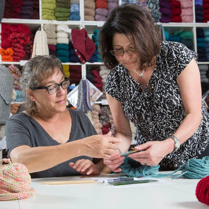Knitting & Crochet Workshop
