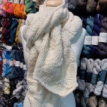 Load image into Gallery viewer, Isadora Scarf Knitting Kit | Berroco Nomad & Knitting Pattern