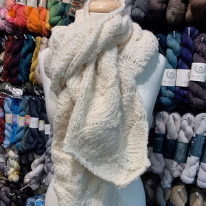 Isadora Scarf Knitting Kit | Berroco Nomad & Knitting Pattern