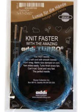 Load image into Gallery viewer, Addi Click Interchangeable Circular Knitting Needle Set &  Addi Click Accessories