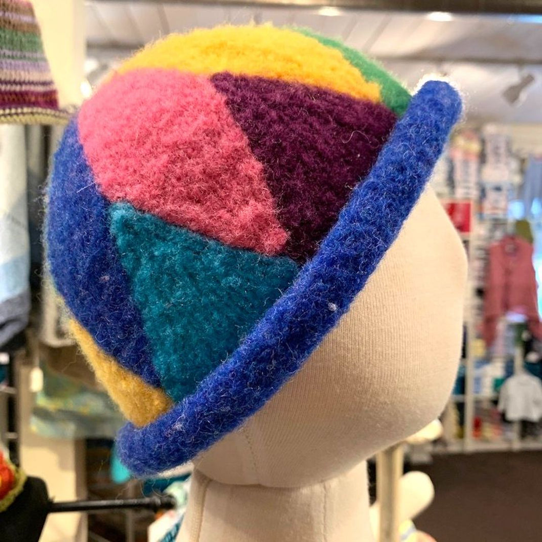 Knitwhits Jester Hat Knitting Kit | Knitwhits Wool & Knitting Pattern