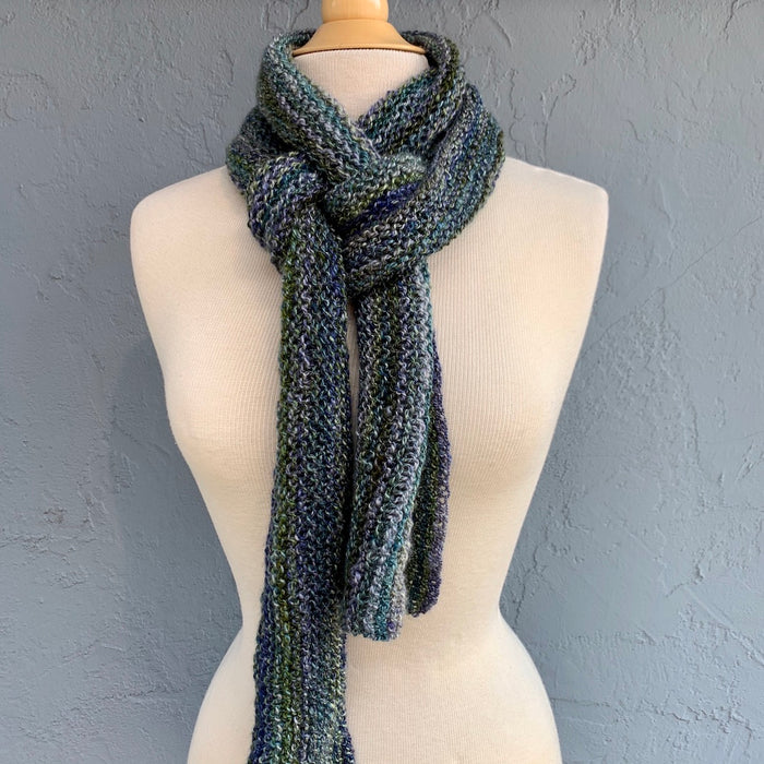 Tanglewood Scarf & Cowl Set Knitting Kit | Tanglewood Cashmere & Knitting Pattern (#182)