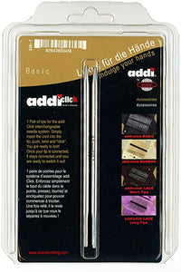 Addi Click Interchangeable Circular Knitting Needle Set &  Addi Click Accessories