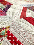 Long Arm Quilting Deposit