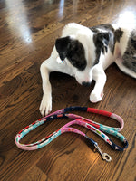 Scrappy BFF Leash Pattern