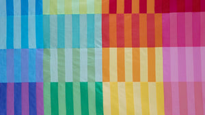Jelly Roll Jog Quilt