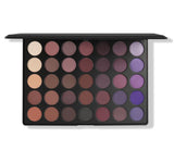 35P - 35 COLOR PLUM EYESHADOW PALETTE