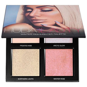 Huda Beauty Highlighter Palette – Winter Solstice Palette