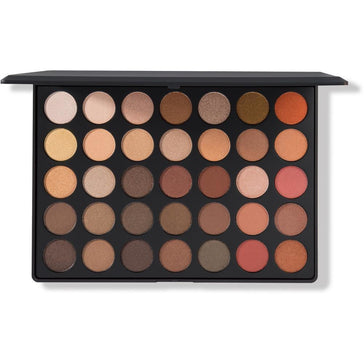 MORPHE 35OS Nature Glow Shimmer Eyeshadow Palette