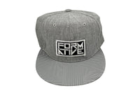 Formative Abstract Snapback Hat