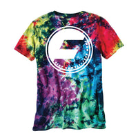 Tie Dye (Tee + Sticker) Package