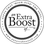 AN EXTRA BOOST OF