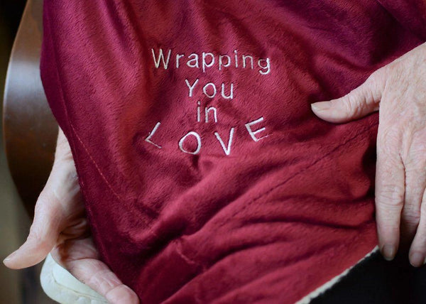Warm & Cozy Warm Embrace {Wrapping You in LOVE!}