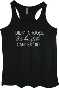 Cancer Survivor Graphic Tank Top