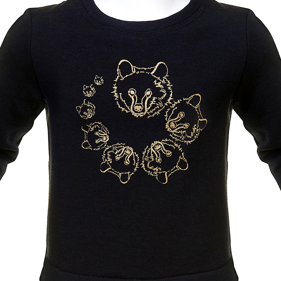 Circle Bear Jumper