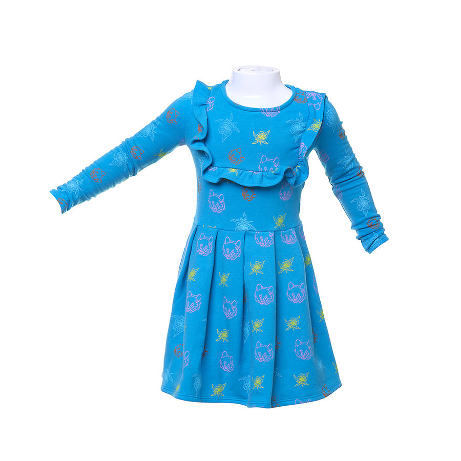 Bear and Primrose Ripple Dress