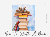 How To Write A Book Course