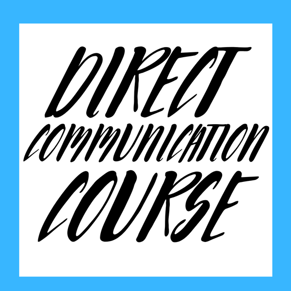Direct Communication Course