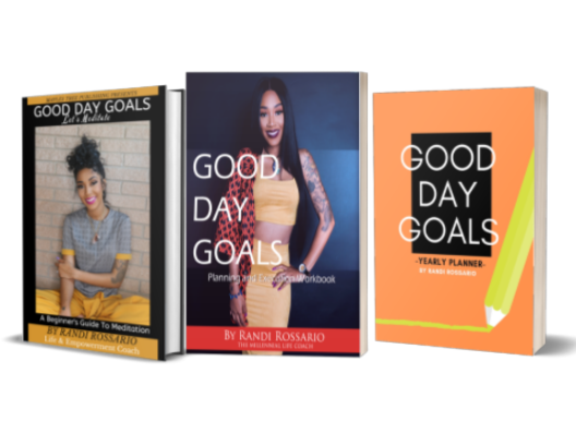 Good Day Goals Digital E-Book Bundle
