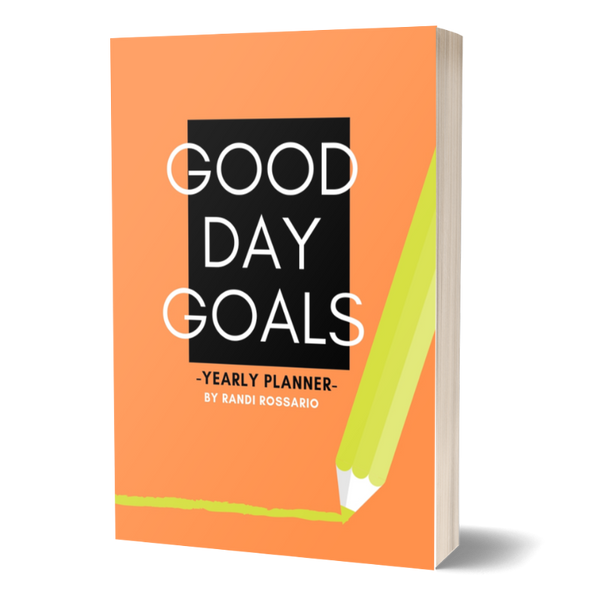 Good Day Goals Planner