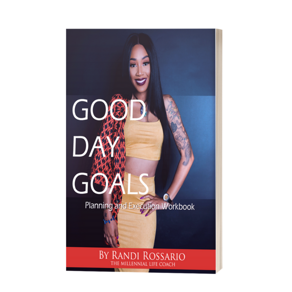 Good Day Goals Workbook