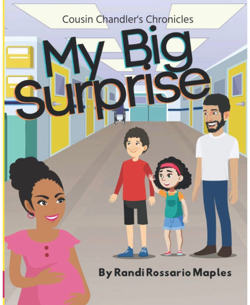 DIGITAL BOOK- My Big Surprise