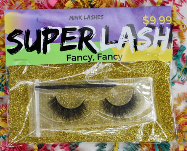 Fancy, Fancy Lashes