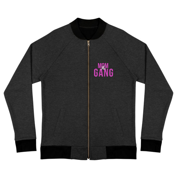 The Mom Gang Bomber Jacket