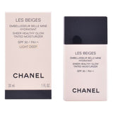 Fonds de teint liquides Les Beiges Chanel Spf 30 - ELIXIR PARFUMS PARIS