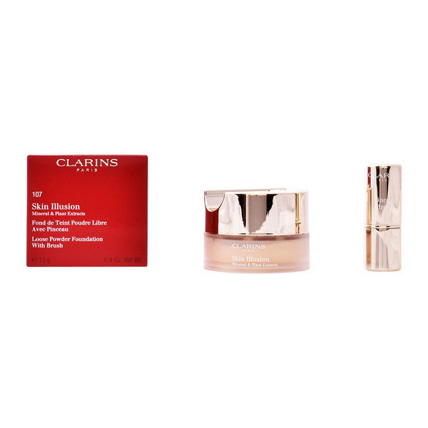 Base de maquillage liquide Skin Illusion Clarins - ELIXIR PARFUMS PARIS