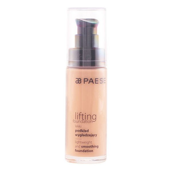 Maquillage liquide Lifting Foundation Paese (30 ml) - ELIXIR PARFUMS PARIS
