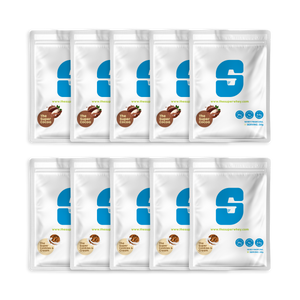 WHEY PROTEIN  - The Super Combo (MIX PACK OF 10)