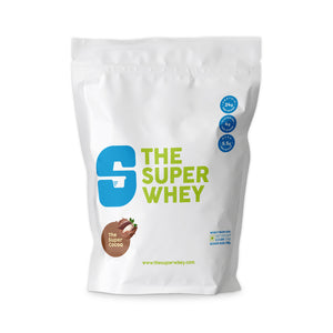 WHEY PROTEIN - The Super Cocoa